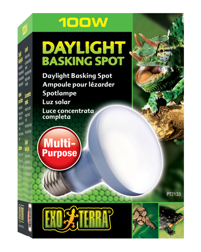 Picture of Exo Terra Daylight Basking Spot Lamp - 100 Watt