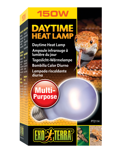 Picture of Exo Terra Daytime Heat Lamp - 150 Watt