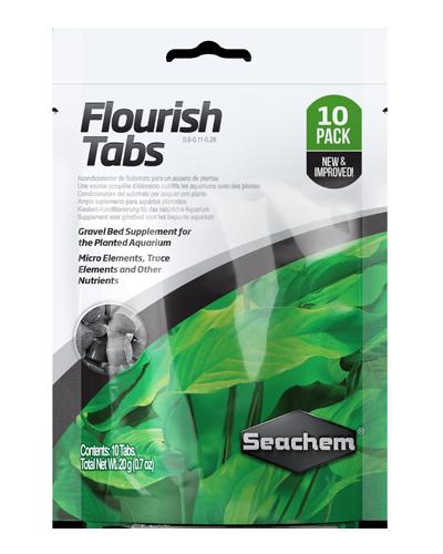 Picture of SeaChem Flourish Tablets -  10 Pack