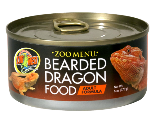 Picture of ZooMed Labs Zoo Menu Adult Bearded Dragon Diet - 6 oz.