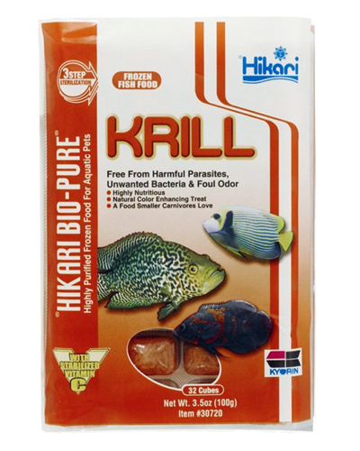 Picture of Hikari Bio-Pure Frozen Krill - 3.5 oz.