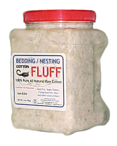 Picture of Brisky Pet Cotton Fluff Bedding - 1 oz.
