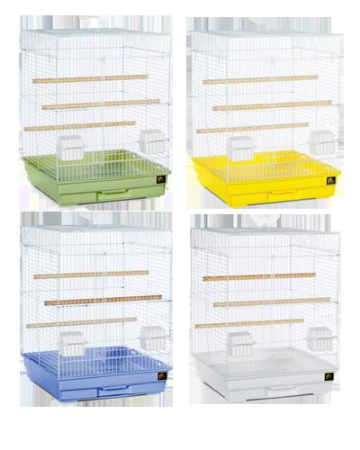Picture of Prevue Cockatiel Econo Bird Cage - Assorted Colors