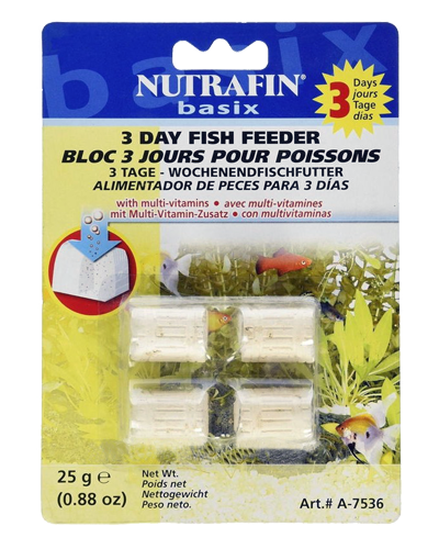 Picture of Nutrafin Basix 3 Day Vacation Feeder - 0.88 oz.