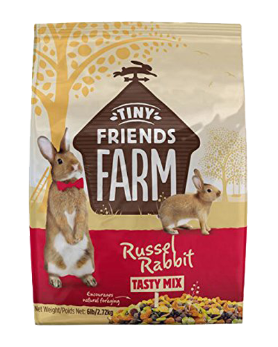 Picture of Supreme Russel Rabbit Timothy Mix - 2 lb.