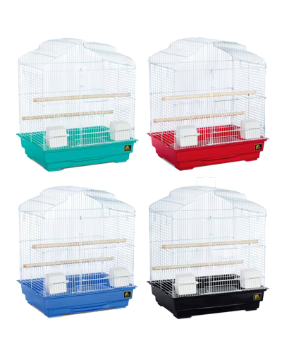 Picture of Prevue Dometop Small Bird Cage - Assorted Colors