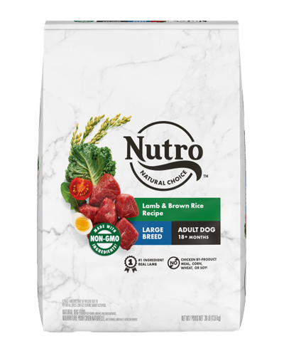 Picture of Nutro Wholesome Essentials Large Breed Pasture-Fed Lamb & Rice - 30 lbs.