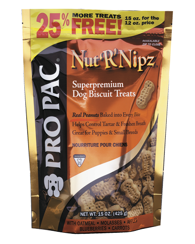 Picture of Pro Pac Nut 'R' Nipz - 15 oz.