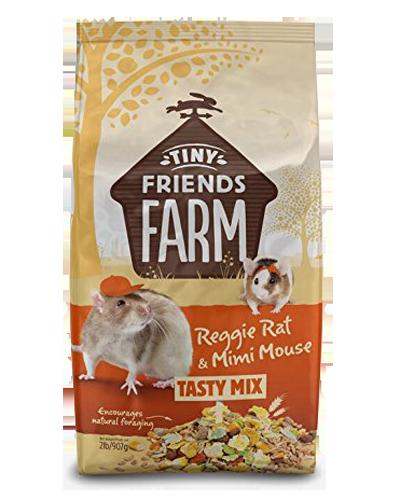 Picture of Supreme Reggie Rat & Mimi Mouse Tasty Mix - 2 lb.