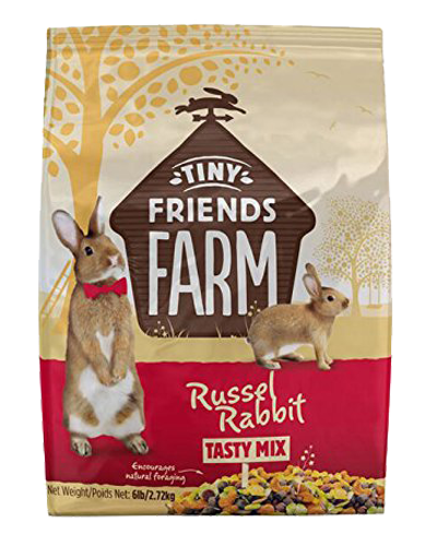 Picture of Supreme Russel Rabbit Timothy Mix - 6 lb.
