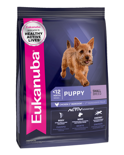 Picture of Eukanuba Lifestage Early Advantage Small Breed Puppy Growth Formula - 5 lb.