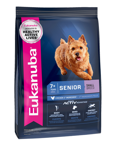 Picture of Eukanuba Lifestage Senior Small Breed Maintenance Formula - 5 lb.