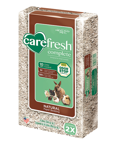 Picture of Carefresh Complete Naturals Paper Bedding - 6 L