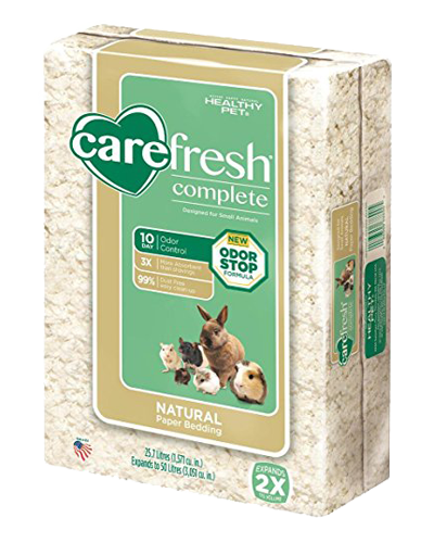Picture of Carefresh Complete Naturals White Paper Bedding - 25.7 L
