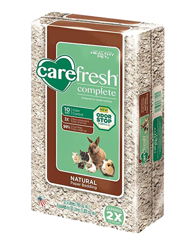 Picture of Carefresh Complete Naturals Paper Bedding - 12.5 L