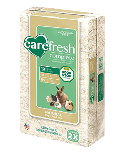 Picture of Carefresh Complete Naturals White Paper Bedding - 12.5 L