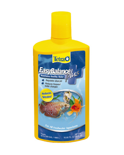 Picture of Tetra EasyBalance Plus Water Treatment with Nitraban - 16.9 oz