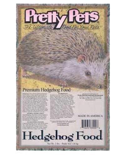 Picture of Pretty Pets Hedge Hog Food - 3 lb.