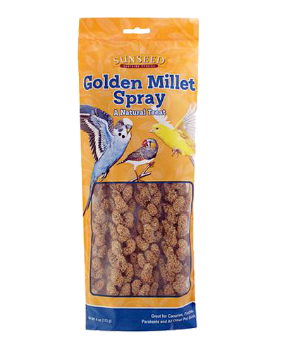 Picture of Sunseed Golden Millet Spray - 4 oz