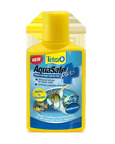Picture of Tetra AquaSafe Plus Water Conditioner - 16.9 oz