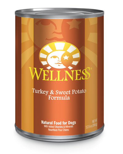 Picture of Wellness Complete Health Turkey and Sweet Potato - 12.5 oz.