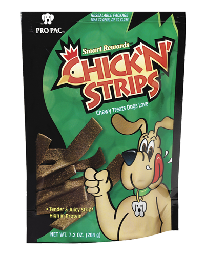 Picture of Pro Pac Smart Rewards Chick 'N' Strips - 7.2 oz.