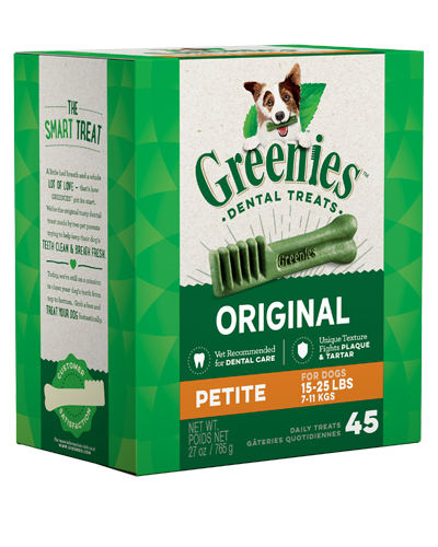 Picture of Greenies Original Petite Dog Dental Treats - 27 oz.