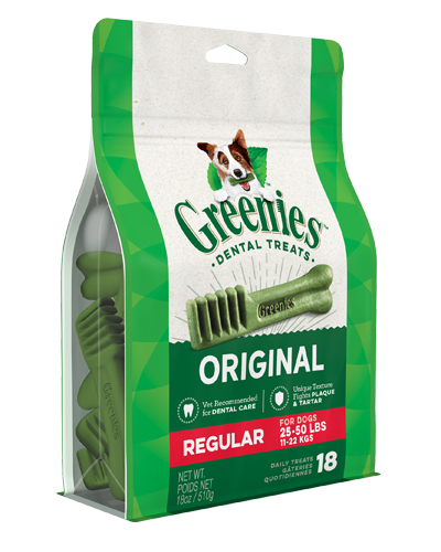 Picture of Greenies Original Dog Dental Treats - 18 oz.