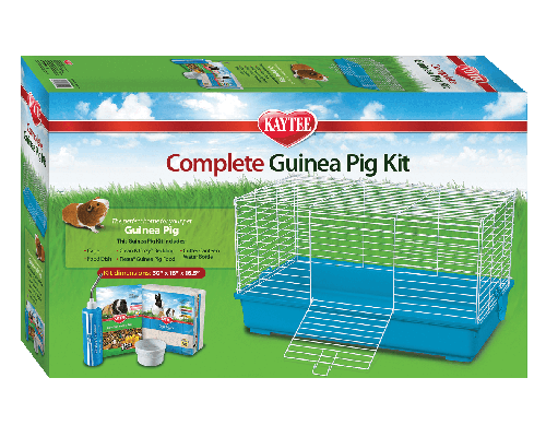 Picture of Kaytee Complete Guinea Pig Kit