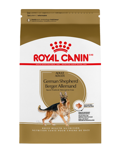 Picture of Royal Canin Adult German Shepherd Formula - 30 lbs.