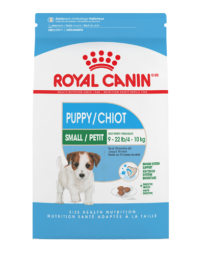 Picture of Royal Canin Small Puppy Formula - 2.5 lbs.