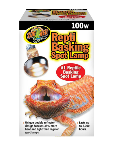 Picture of ZooMed Labs Repti Basking Spot Lamp - 100 Watt
