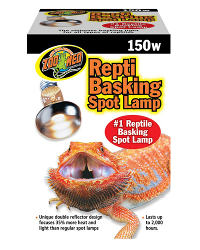 Picture of ZooMed Labs Repti Basking Spot Lamp - 150 Watt