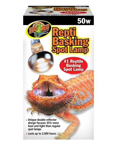 Picture of ZooMed Labs Repti Basking Spot Lamp - 50 Watt