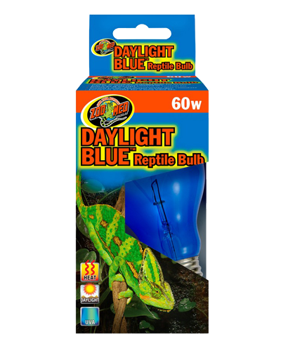 Picture of ZooMed Labs Daylight Blue Bulb - 60 Watt