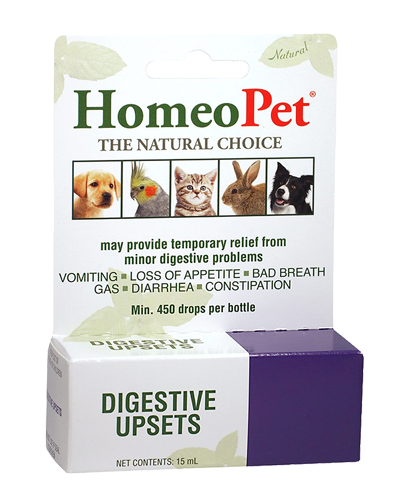 Picture of HomeoPet Digestive Upsets Supplement - 15 ml