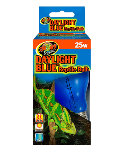 Picture of ZooMed Labs Daylight Blue Bulb - 25 Watt