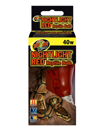 Picture of ZooMed Labs Nightlight Red Bulb - 40 Watt