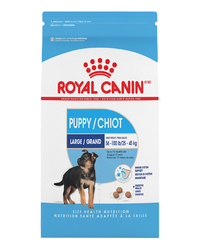 Picture of Royal Canin Maxi Puppy Formula - 35 lbs.