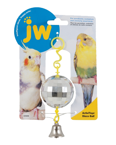 Picture of JW Pet Activitoy Disco Ball