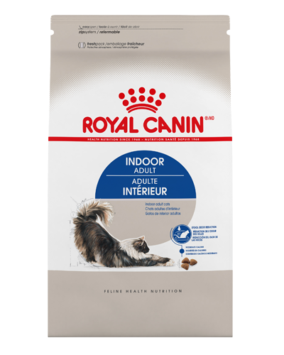 Picture of Royal Canin Adult Indoor Cat Formula - 3 lbs.