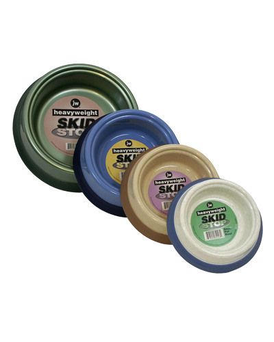 Picture of JW Pet Skid Stop Heavyweight Small Bowl - Assorted Colors