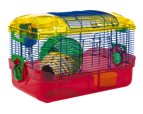 "Picture of Kaytee CritterTrail Primary Habitat - 16"" x 11"" x 10.25"""