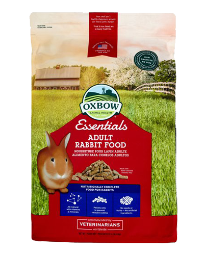 Picture of Oxbow Essentials Adult Rabbit Food - 5 lb.