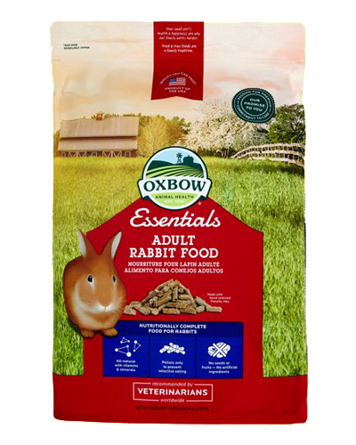 Picture of Oxbow Essentials Adult Rabbit Food - 10 lb.