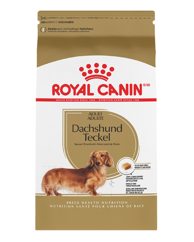 Picture of Royal Canin Adult Dachshund Formula - 10 lbs.