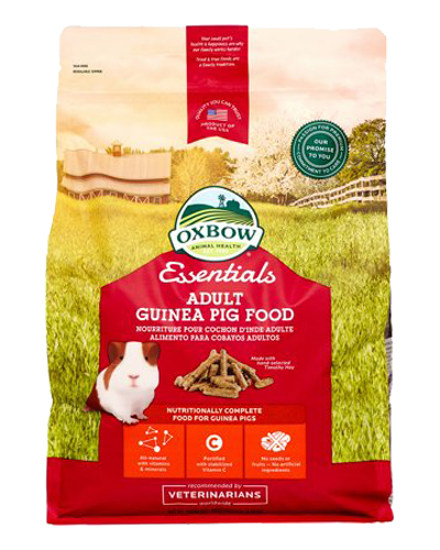 Picture of Oxbow Essentials Adult Guinea Pig Food - 10 lb.