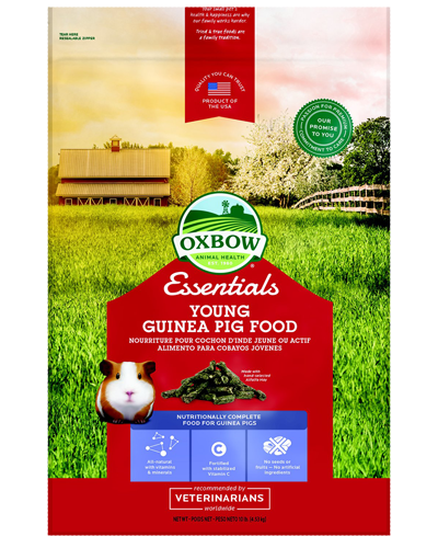 Picture of Oxbow Essentials Young Guinea Pig Food - 5 lb.