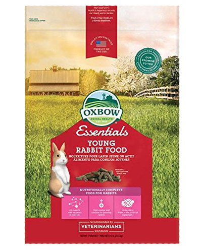 Picture of Oxbow Essentials Young Rabbit Food - 5 lb.