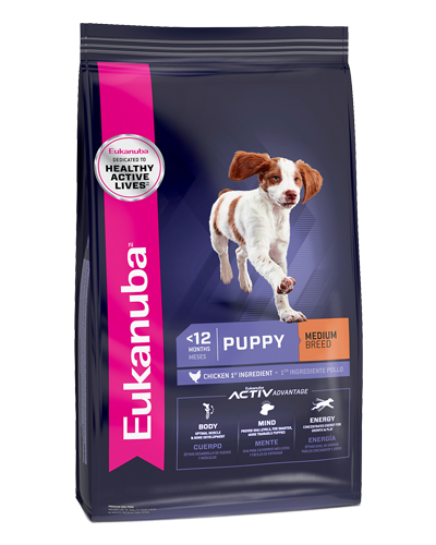 Picture of Eukanuba Lifestage Early Advantage Puppy Growth Formula - 5 lb.